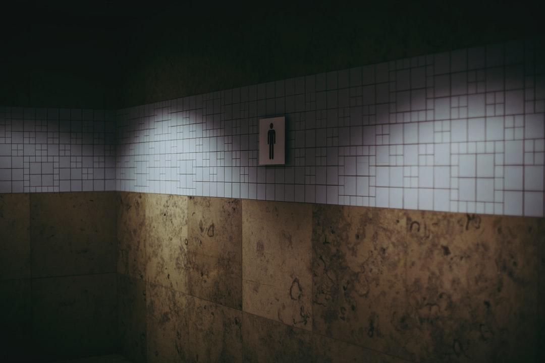 WC toilet interieur