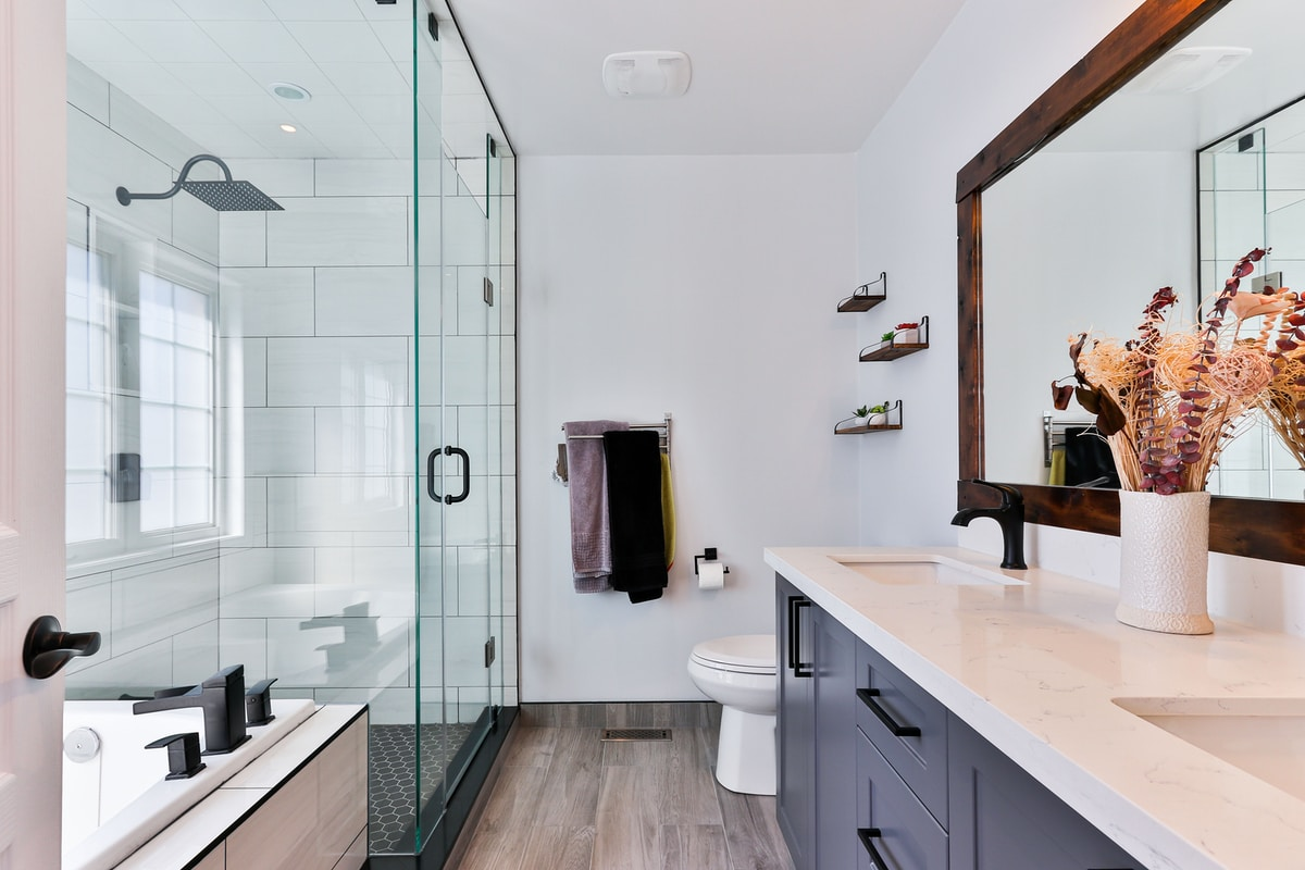 shower replacement in Cottage Grove, by Minnesota
