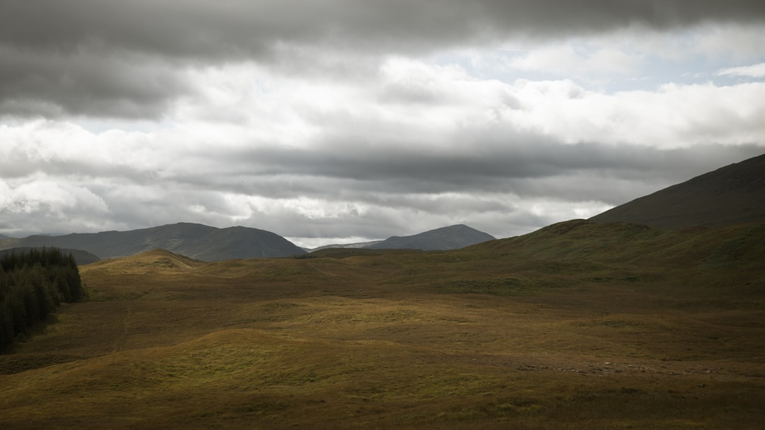 The beauty of the highlands...