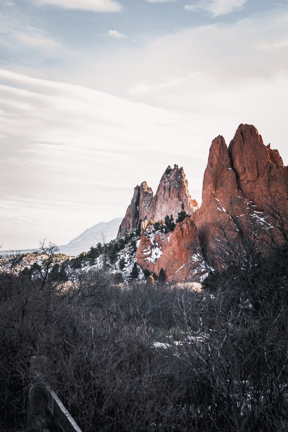 Garden Of The Gods Colorado Springs United States Pictures