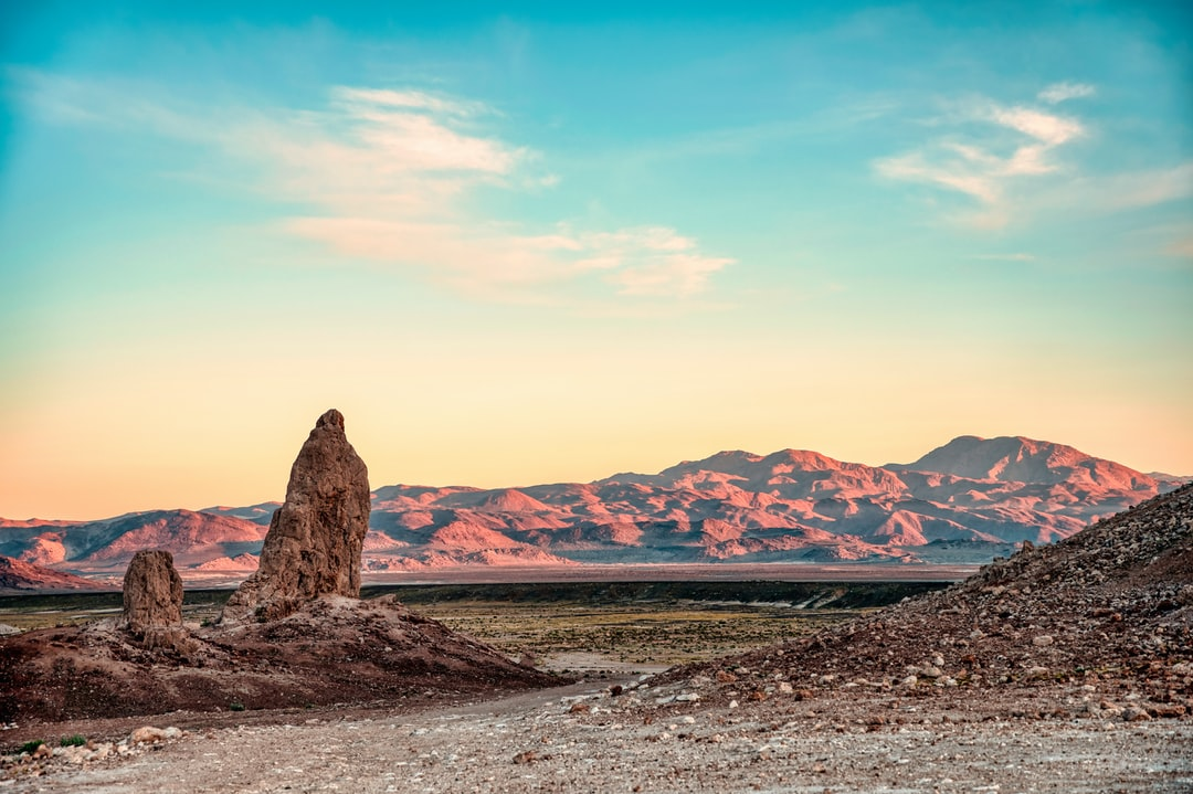 Trona Pinnacle