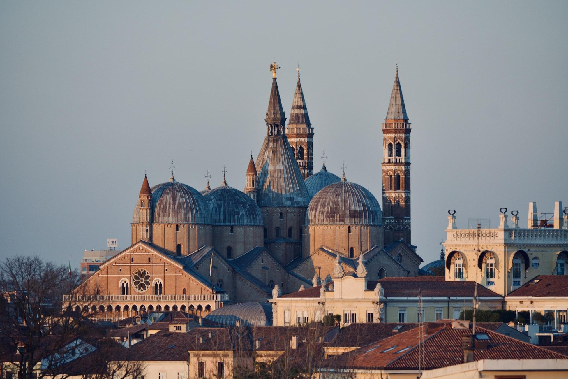 a church in Padua, Italy
