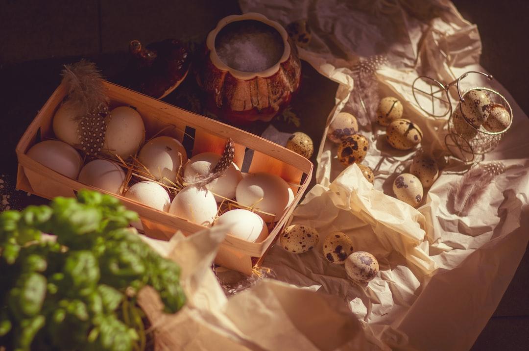 preparation for Easter