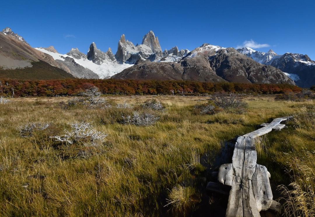 The Fitz Roy hike,  El Chalten - Argentina