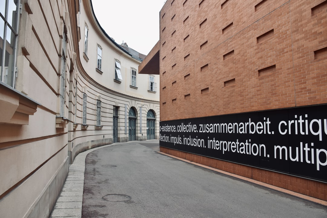 Core values of the Kunsthalle Wien under the Nicolaus Schafhausen directorium in this nice typography on the backside. I wished he would have stayed.