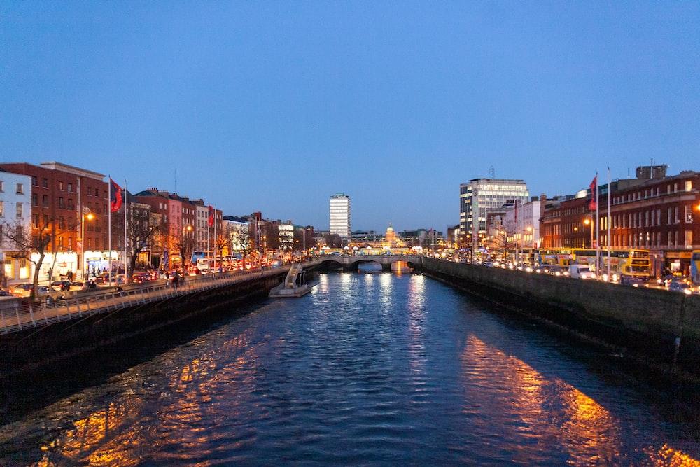 Silicon Docks in Dublin