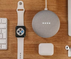 Configurer Google Home