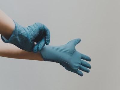 Utilizar guantes no tiene ningún sentido