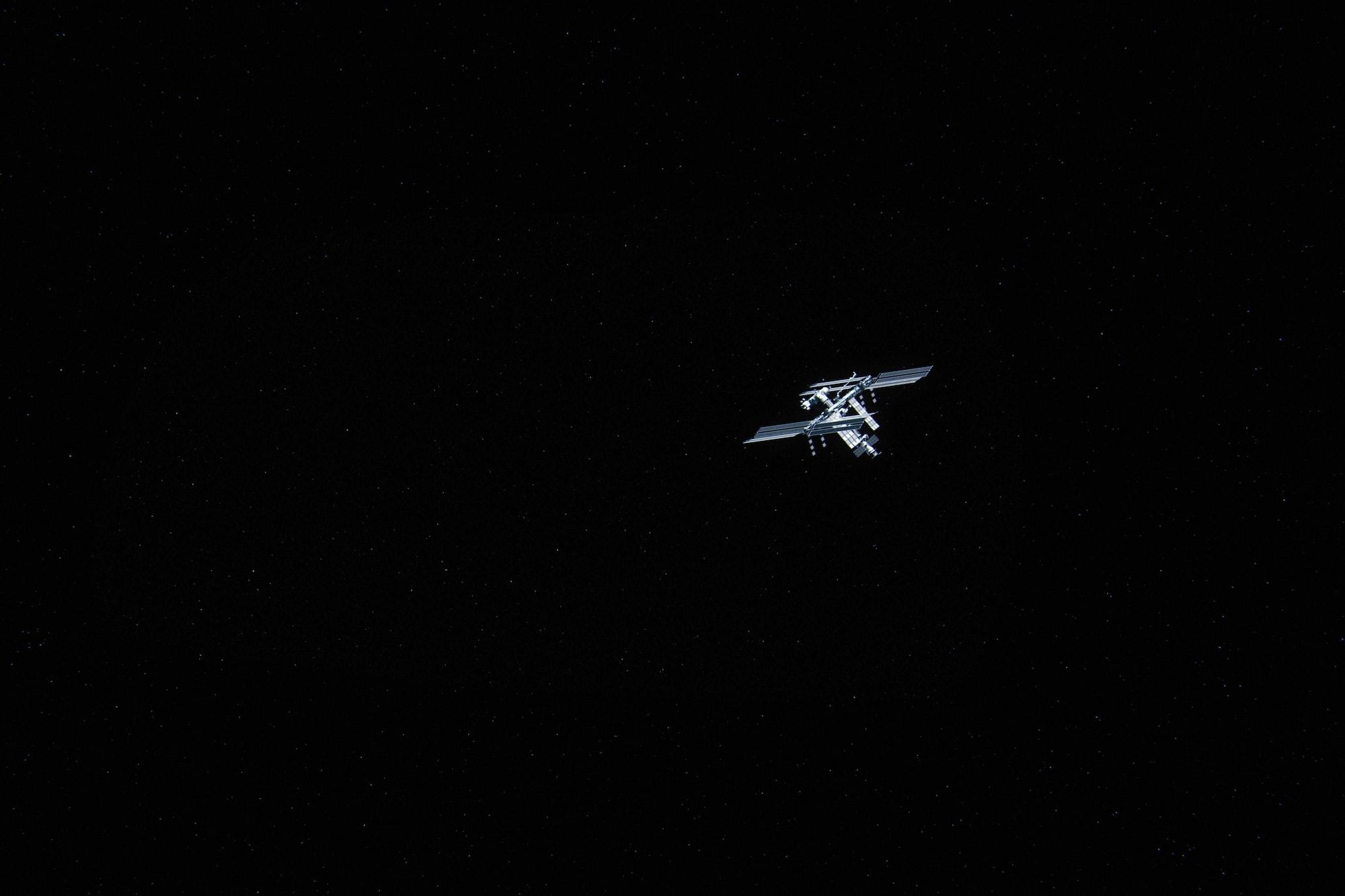 ISS International Space Station SSTV