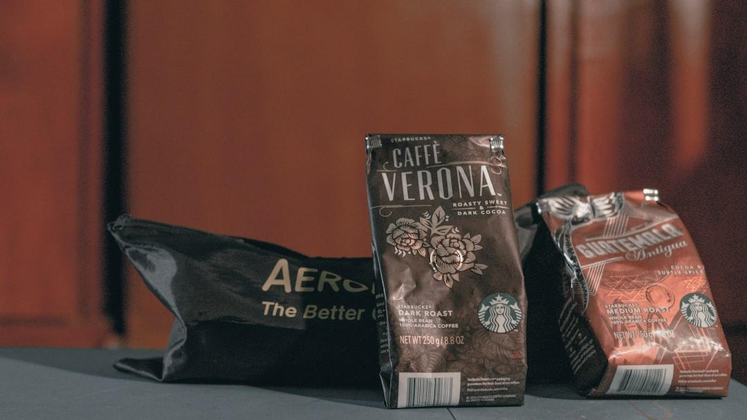 Starbucks Coffee Addiction Starterpack