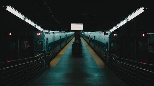 Angels on the Platform