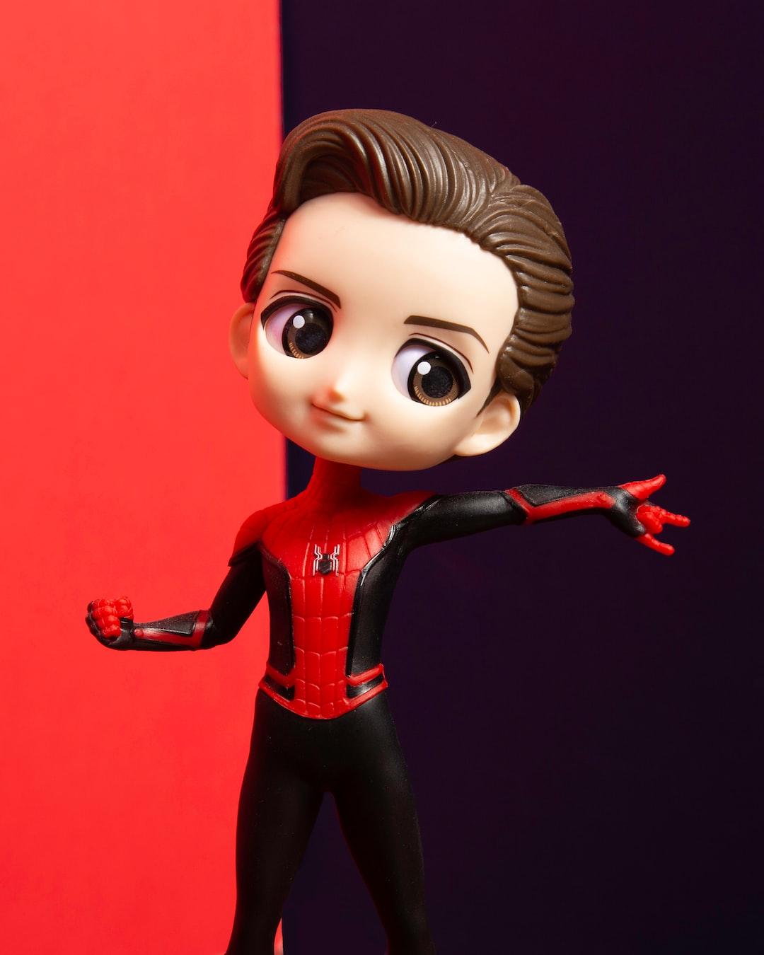 Spider-Man Q-posket