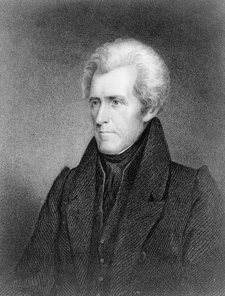 Andrew Jackson's Native Removal Policy