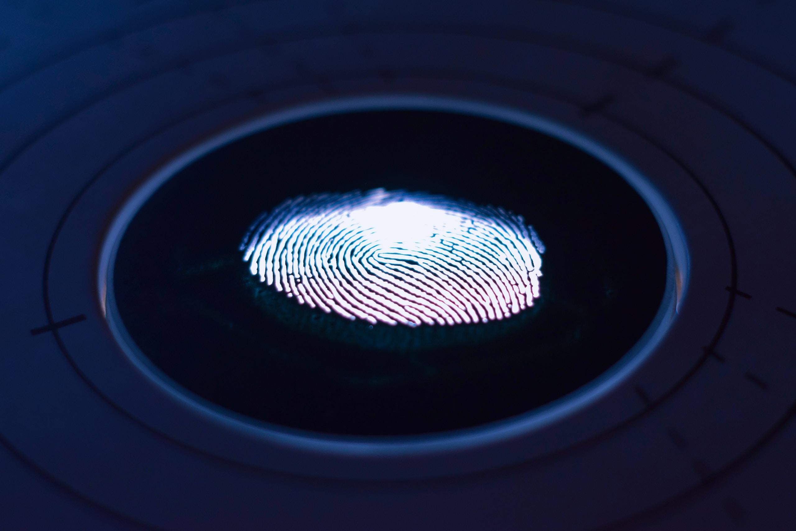 huella dactilar datos biométricos méxico