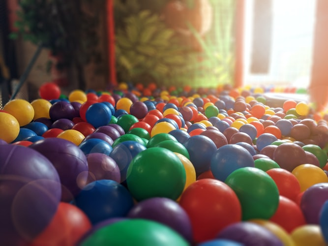 Playpen Balls LDPE Image