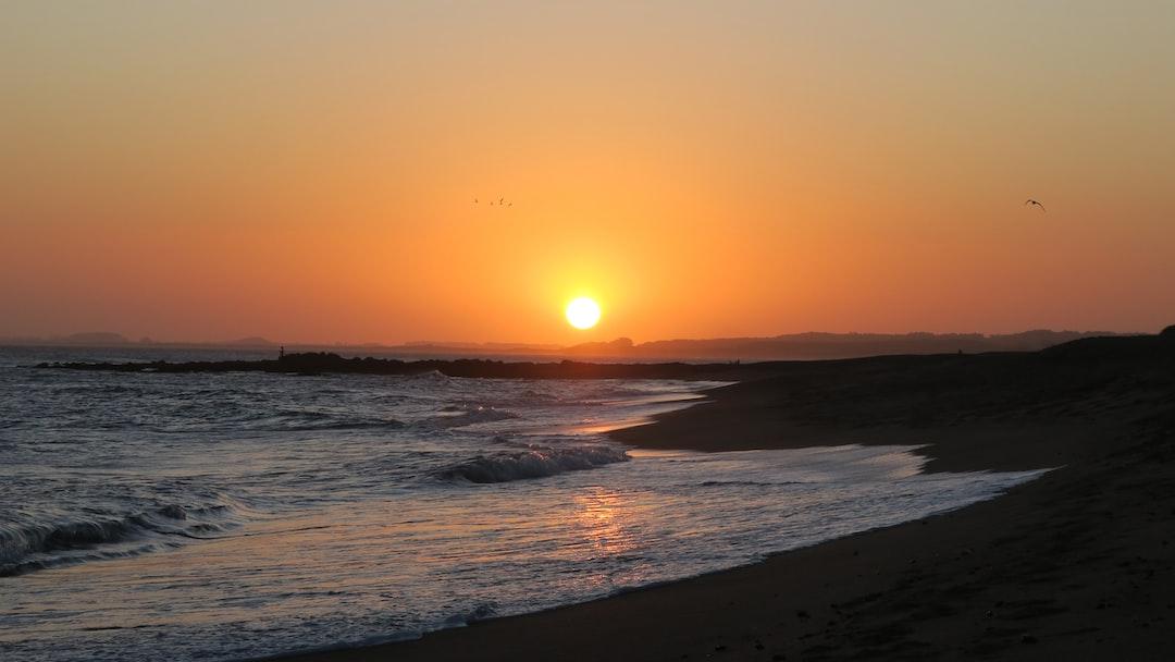 Sunset in Uruguay (La Balconada)