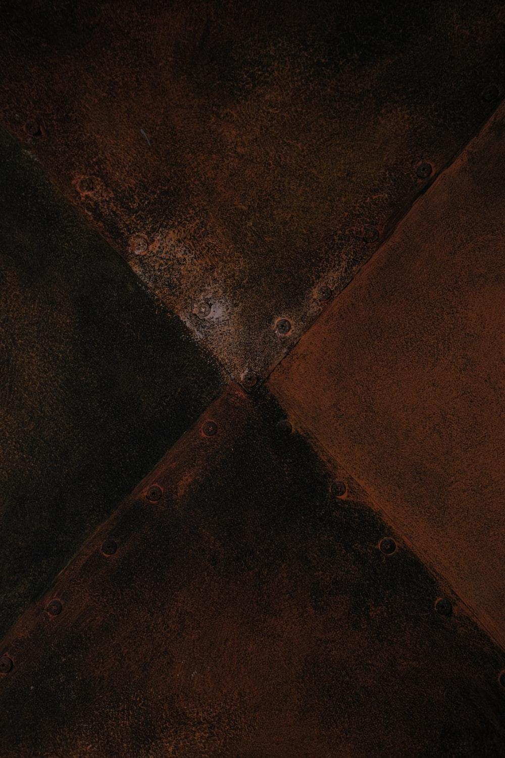 brown and black concrete wall