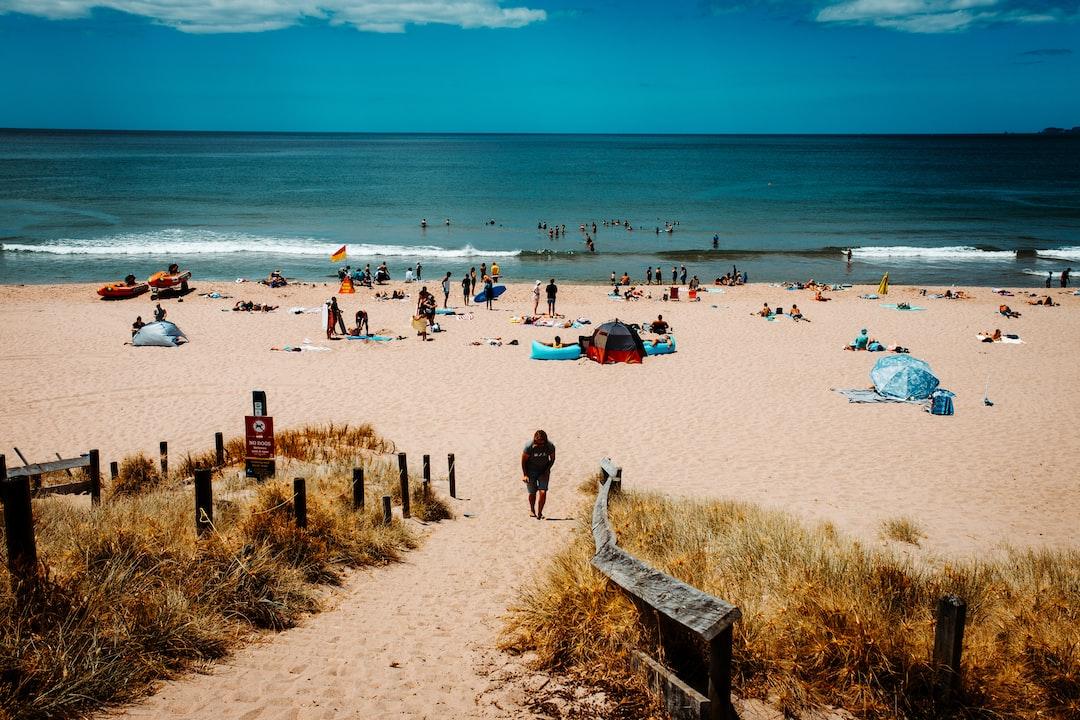 The beach 2020 New Zealand