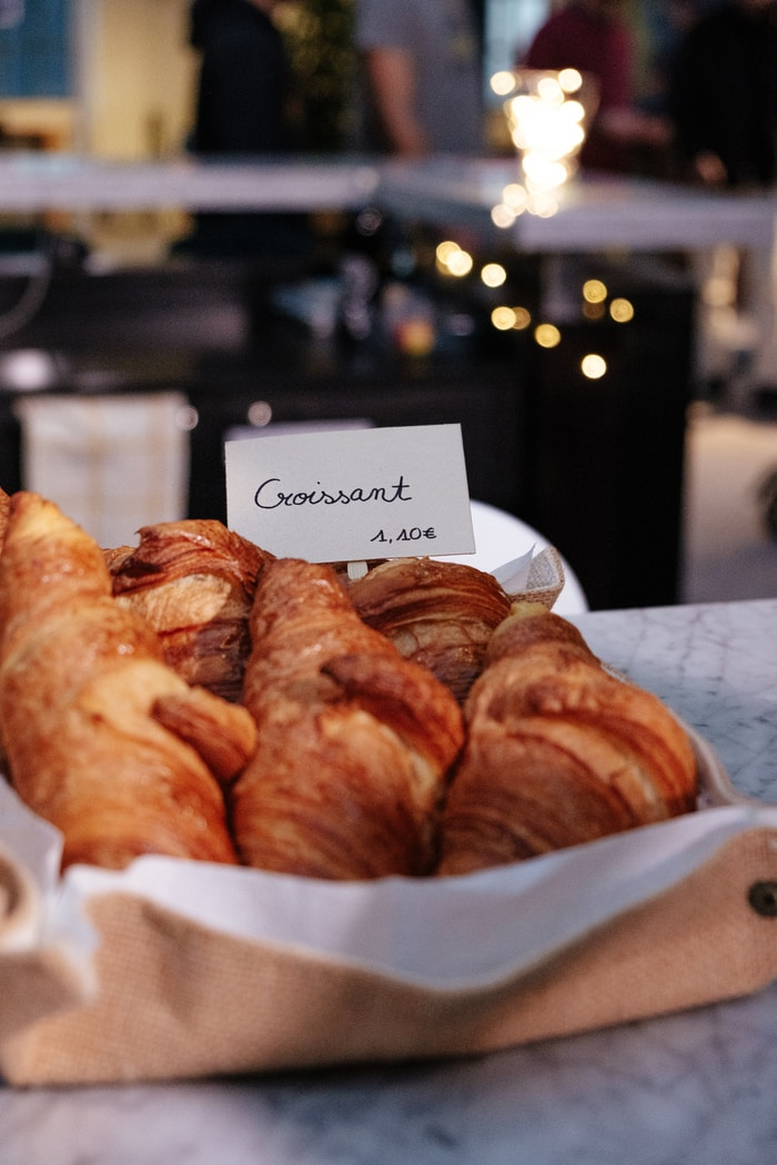 Why France is famous for croissants