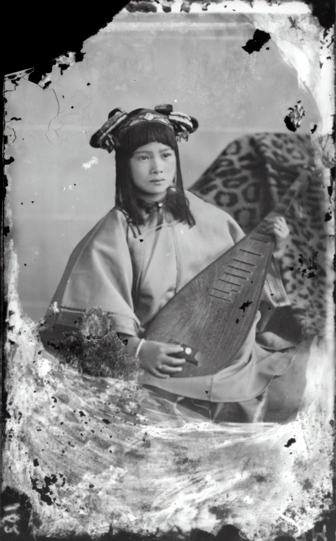 Chinese actress 1868