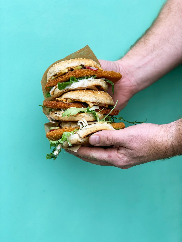 LikeMeat Like Schnitzel (Crispy Chicken) - Soya based,  photographer & cook: Line Tscherning