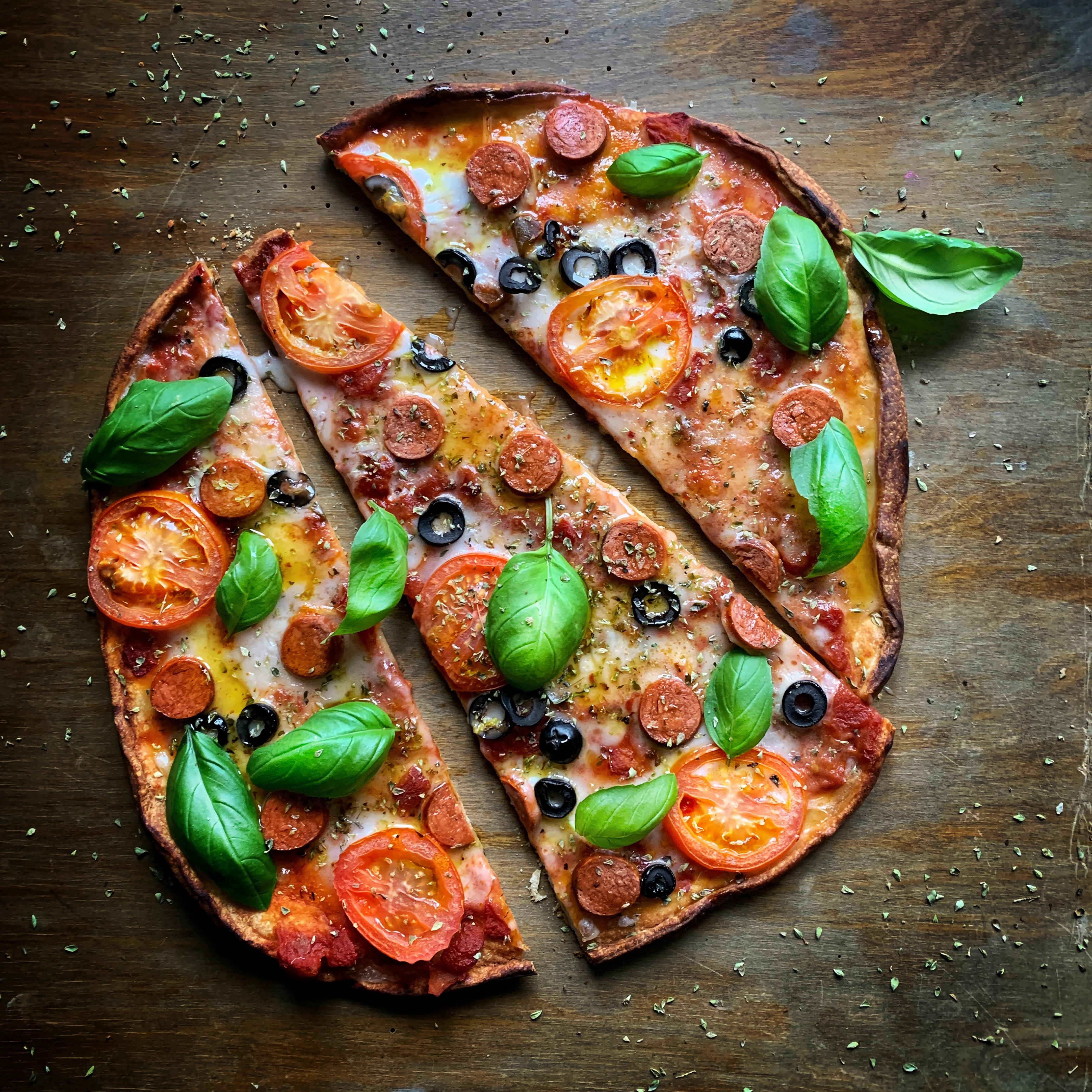 Big Data Drives Pizza Choices