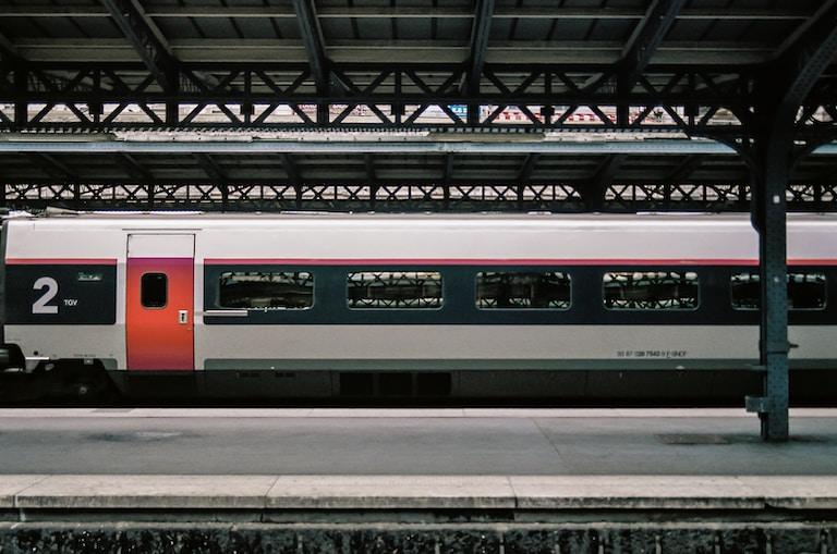 TGV Paris Montpellier