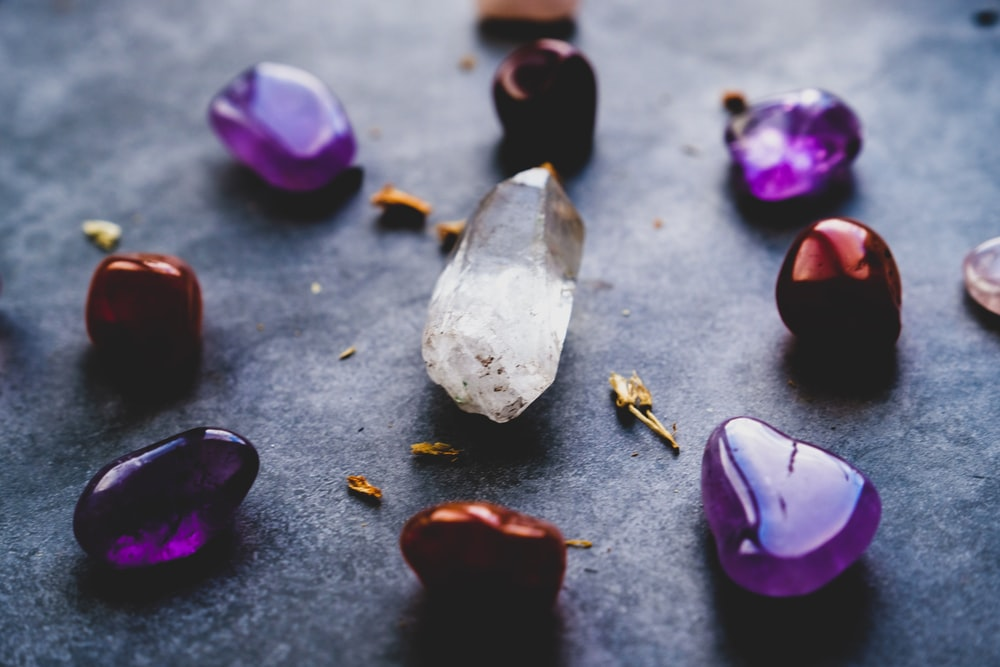 pietra grezza o liscia