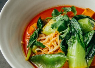 Thai-inspired soup