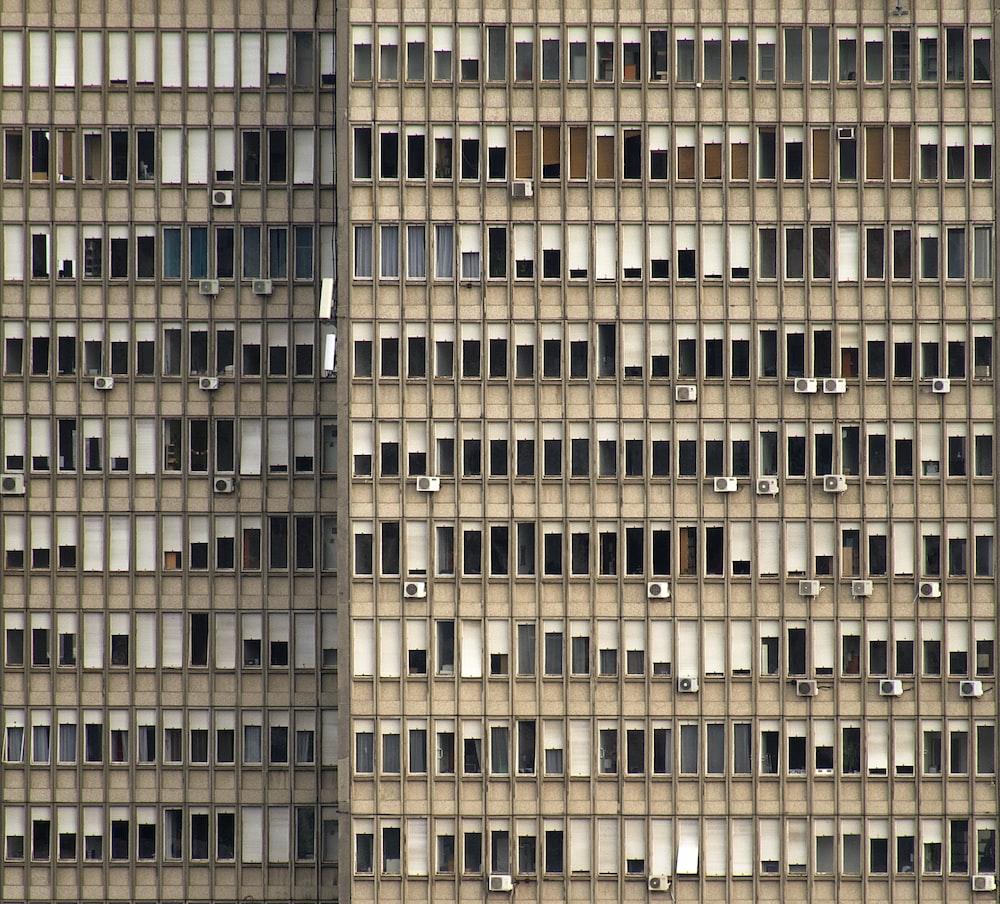 beige concrete building during daytime