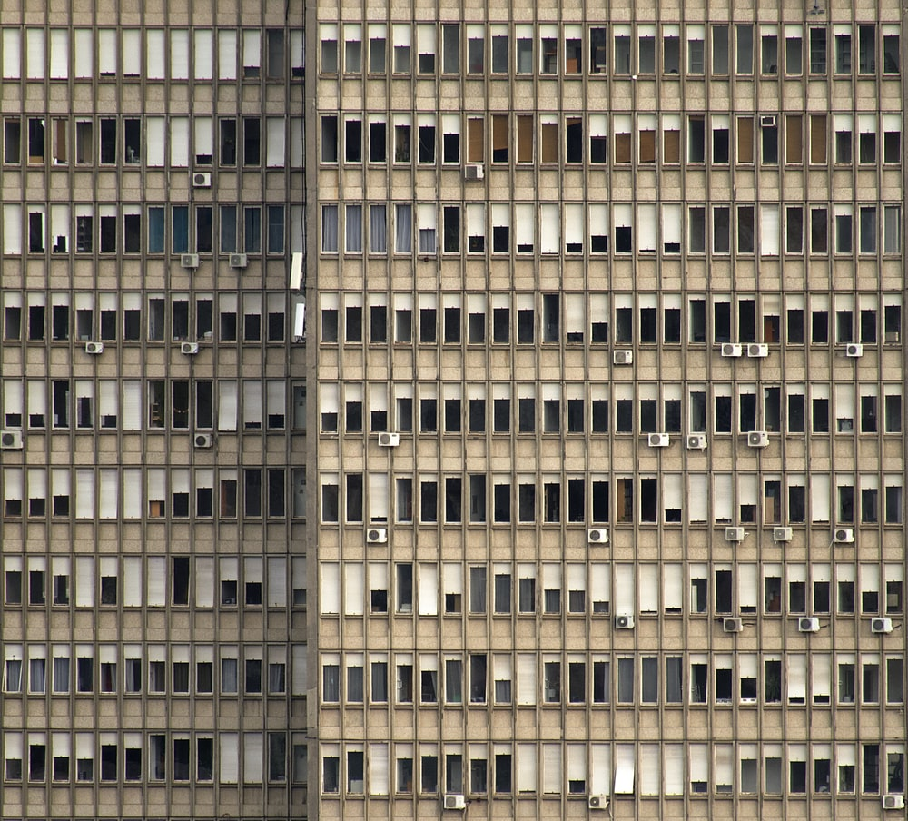 beige concrete building during daytime
