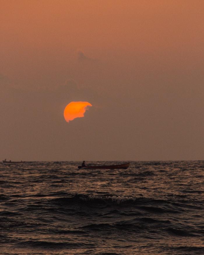 A beautiful click of Kovalam in Kerala