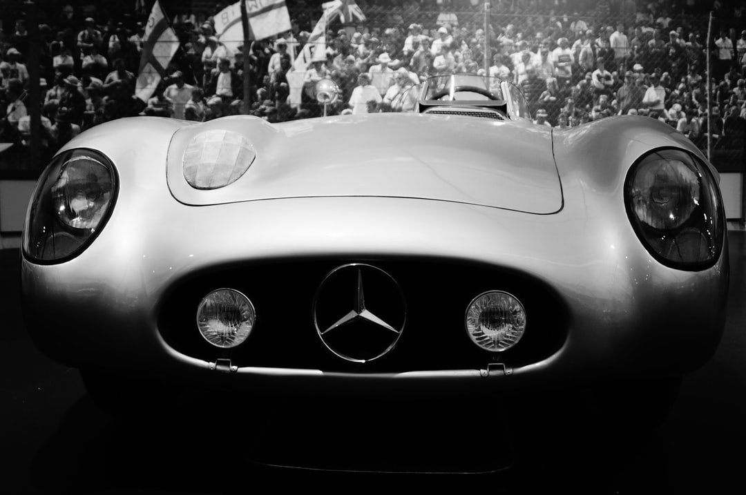 The 300 SLR enabled the marque to win the Mille Miglia with Sterling Moss