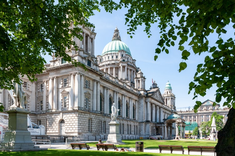 Belfast, Ireland,Places to Spend Christmas in Europe