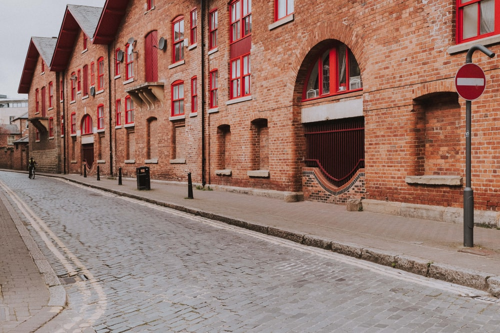 red brick building during daytime