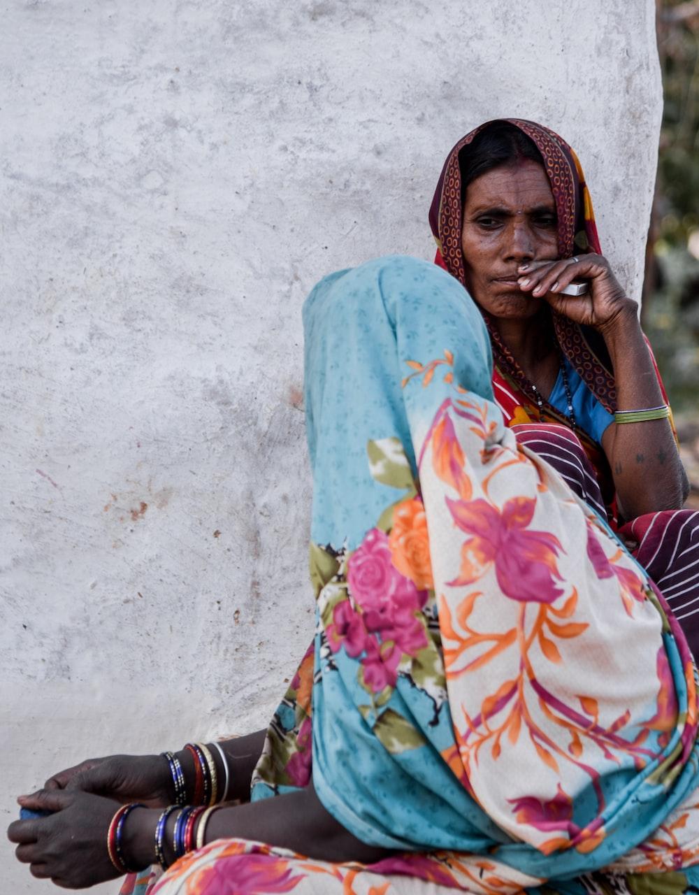 Unemployed women in rural area