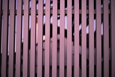 white wooden fence during daytime