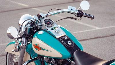 Harley-Davidson Heritage Softail Evo