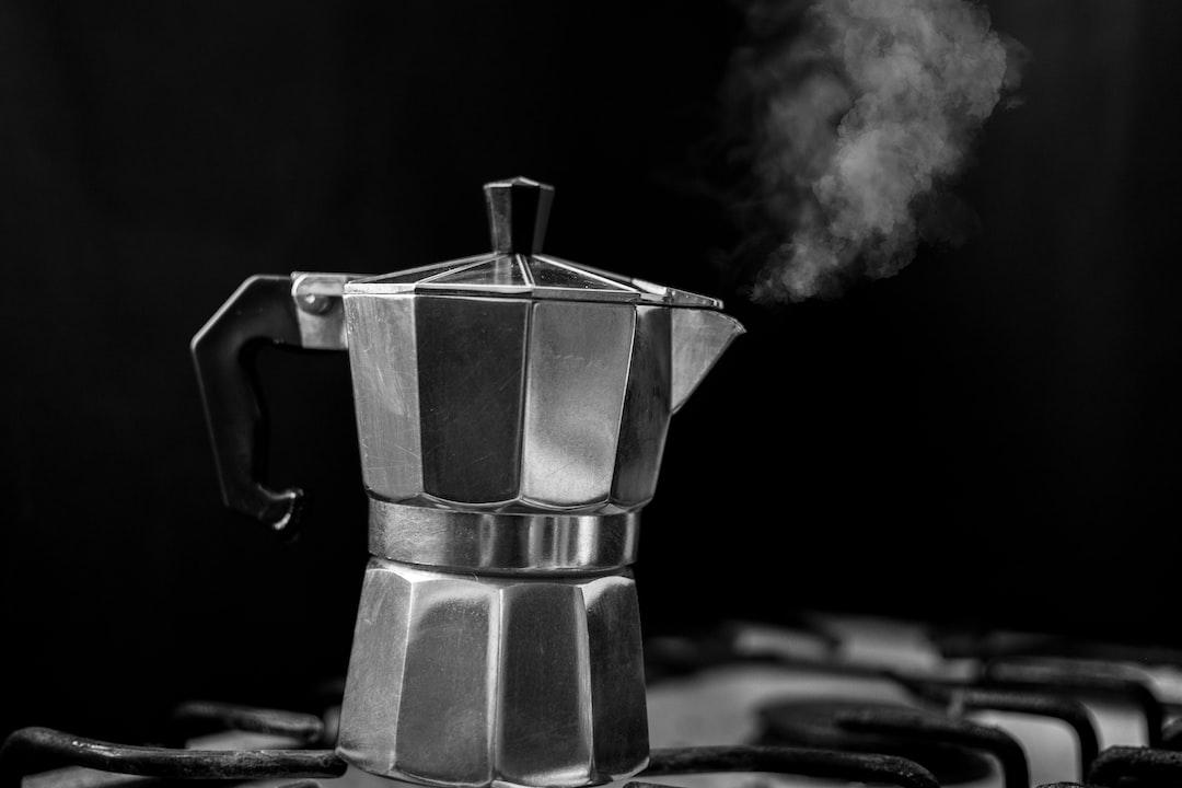 Welke koffie in een percolator?