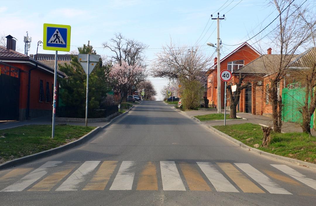 empty russian town, quarantine 2020