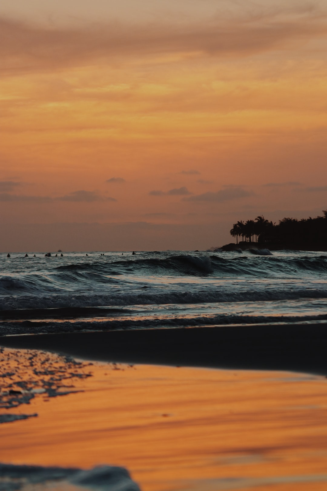 Punta Mita Sunset + Ever go out on walk and wander off in your thoughts?