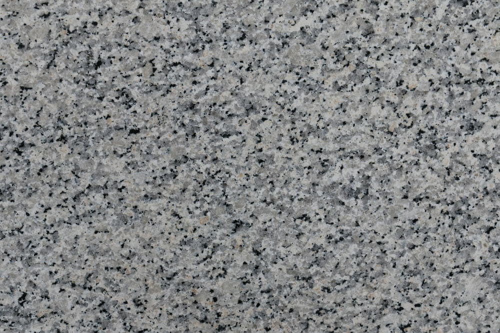 gray and black marble surface