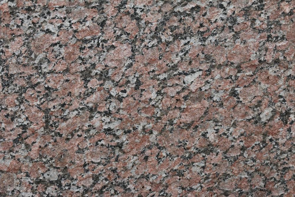 brown and black concrete floor