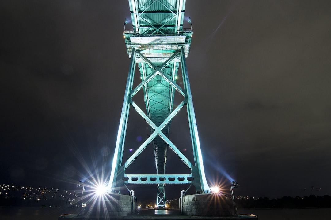 Lion's Gate Symmetry / Vancouver