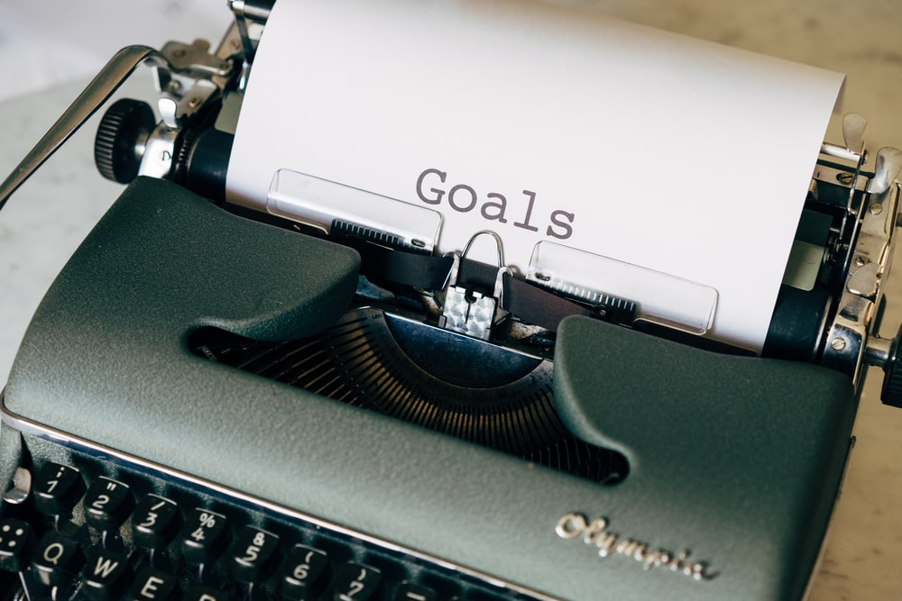 goals for bloggers