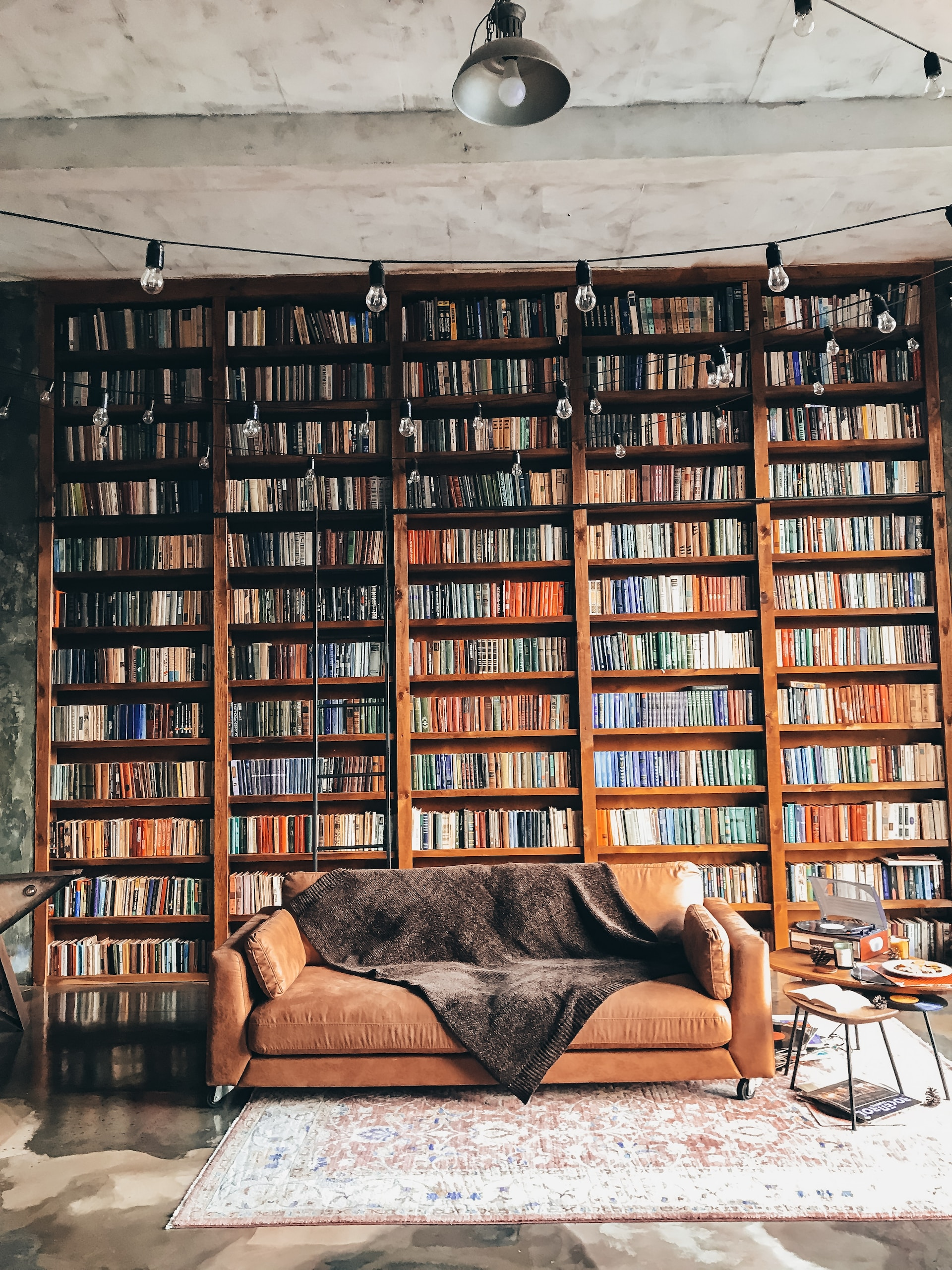 How to Organize Your Library?
