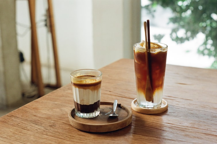 Cost of living in Chiang Mai Thailand: coffee budget