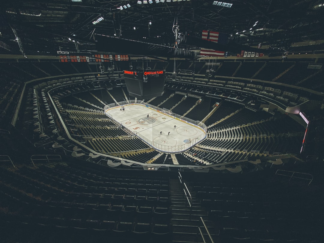 rogers place.