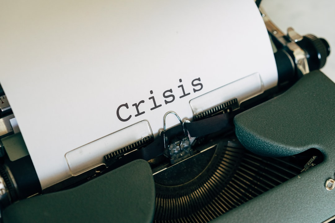 Supply Chains are in Crisis