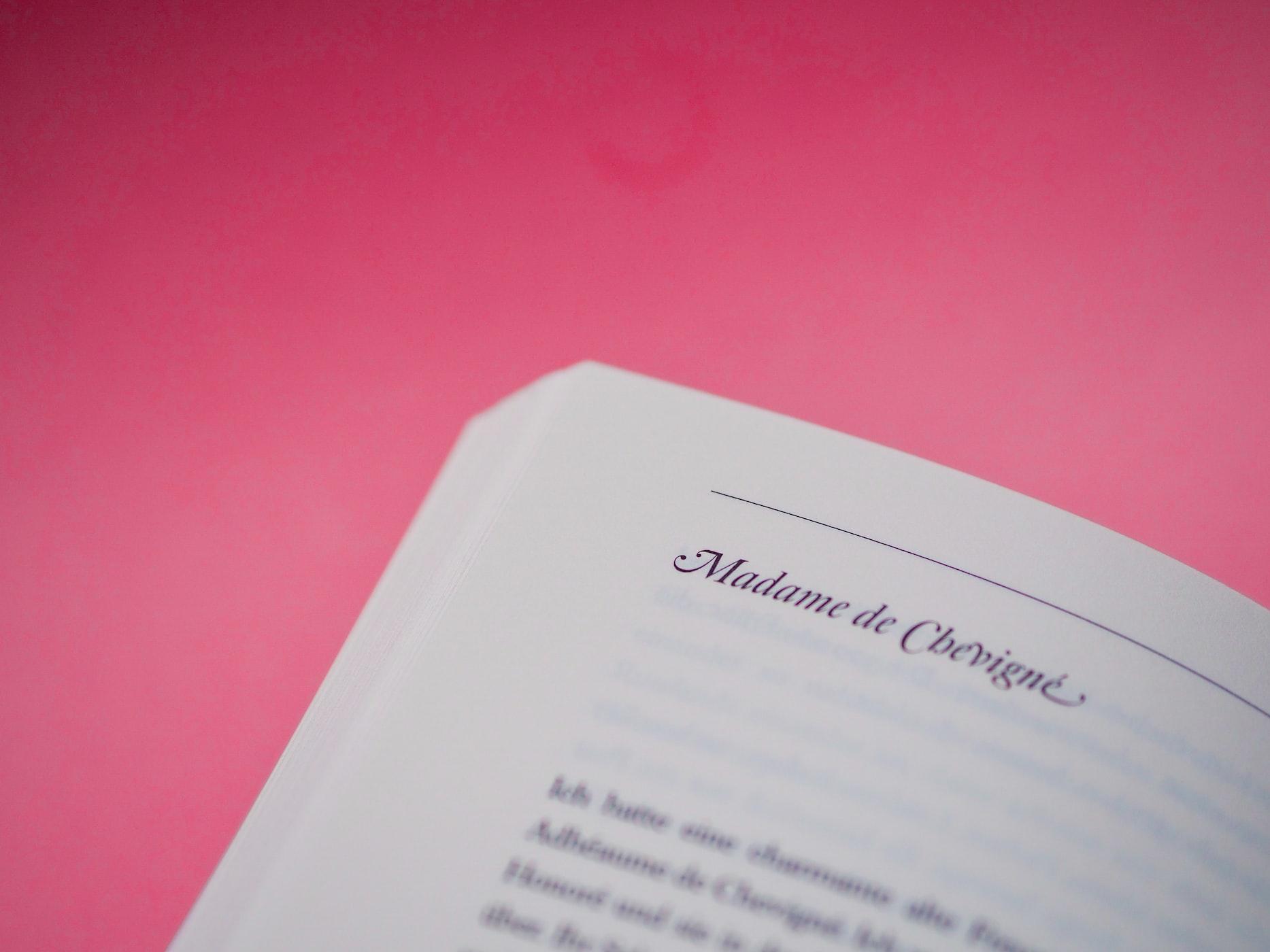francúzska kniha
